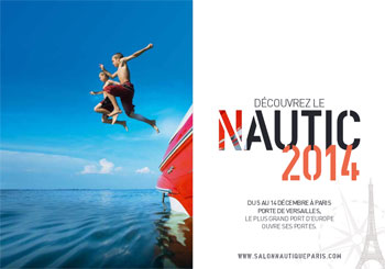 Salon Nautic Paris 2014