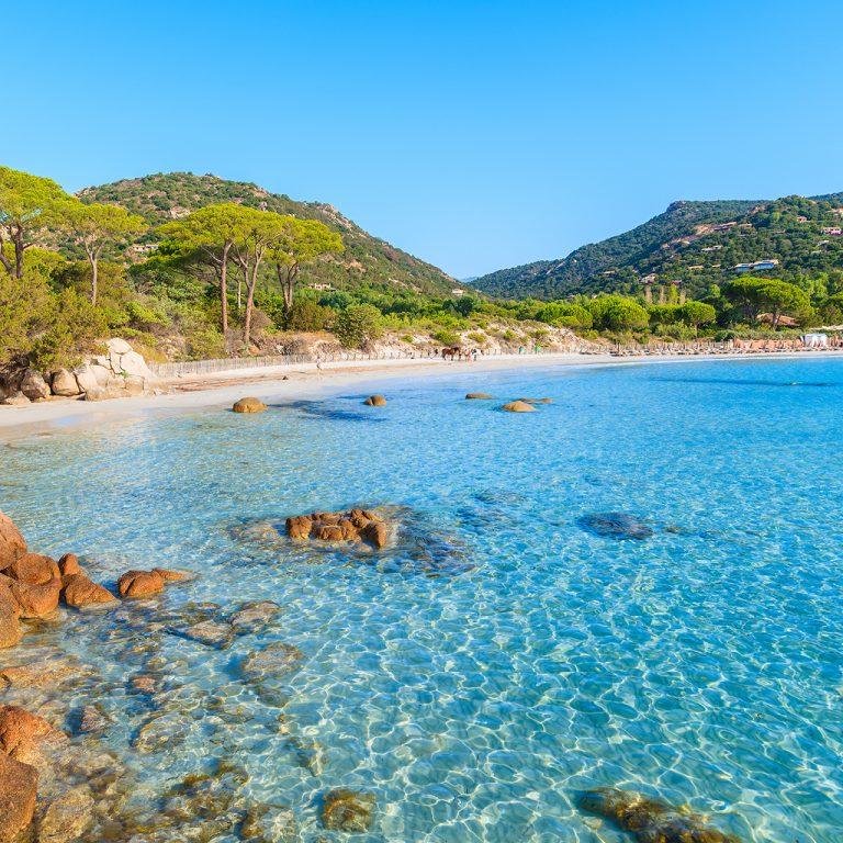 Tour de Corse en bateau