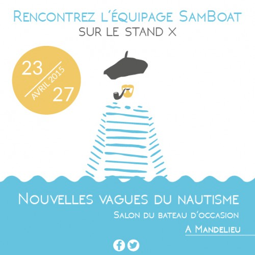 Salon nautique illustr_Samboat2015