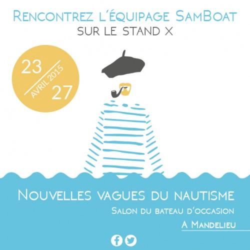 Salon nautique illustr_Samboat2015