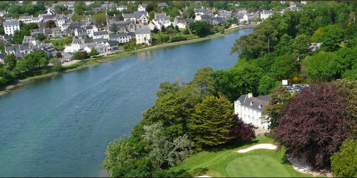 Panorama de Fouesnant