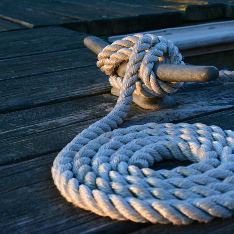 Réussir son accostage en bateau
