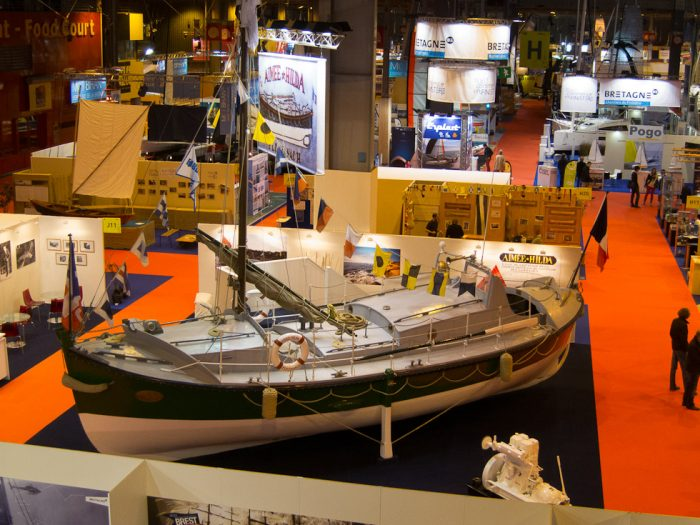 Les immanquables du nautic 2015 blog samboat for Salon des ce paris 2015