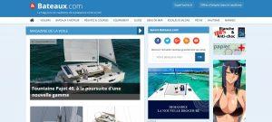 Bateaux.com : le site d'actualité des bateaux et du nautisme