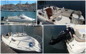 Location de bateau à moteur Quicksilver sur Samboat