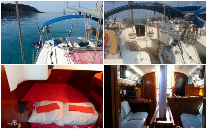 ITI MOTU Oceanis Beneteau sur Samboat