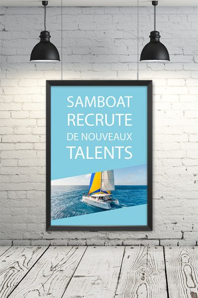 la start-up Samboat recrute à Bordeaux