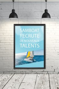 la start-up Samboat recrute à Bordeaux