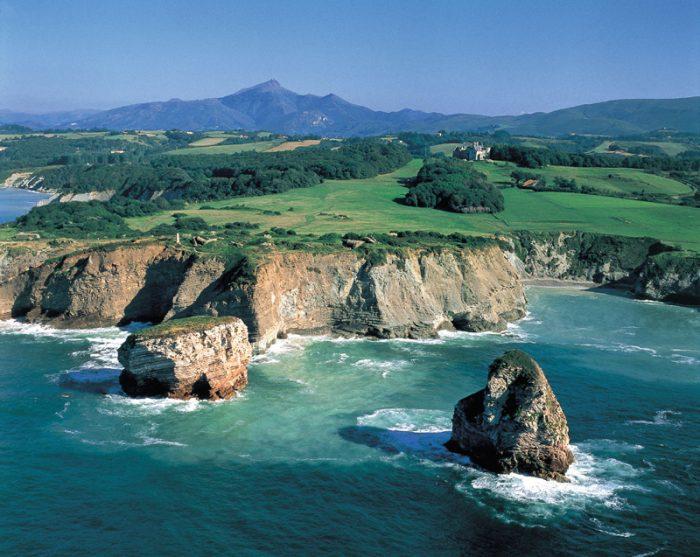 Croisière au Pays Basque : Hendaye entre montagne et mer