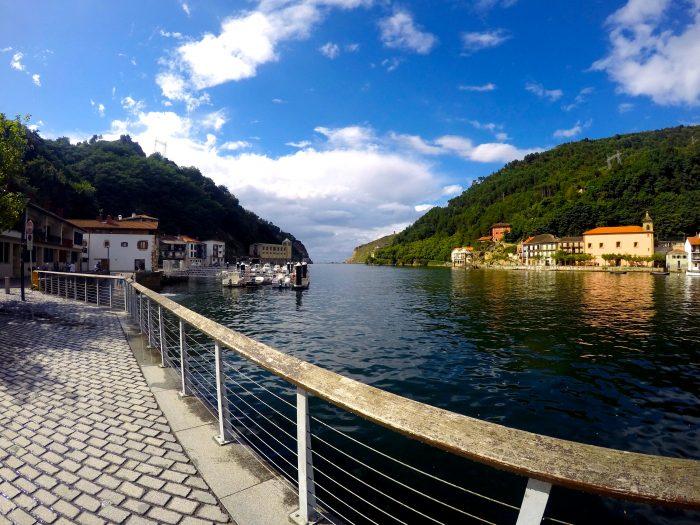 Le port de Pasaia au Pays Basque