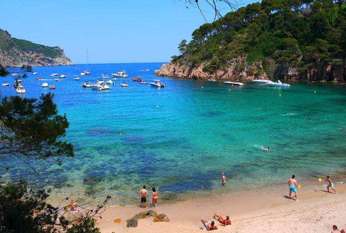 Naviguer en Espagne