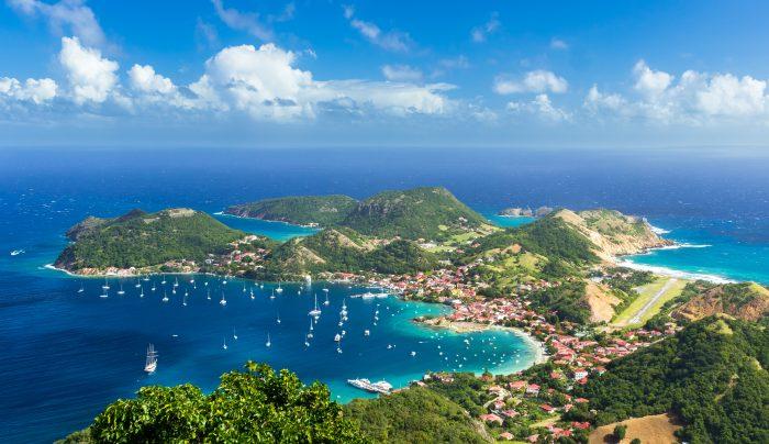 La Guadeloupe continentale