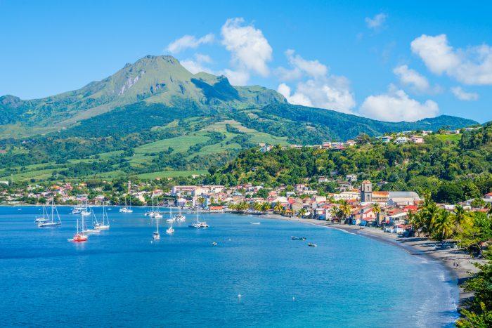 Antilles en bateau : la Martinique
