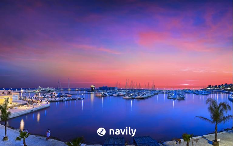 port sicile navily