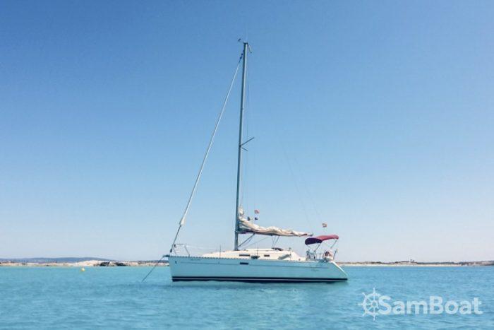 location bateau ibiza