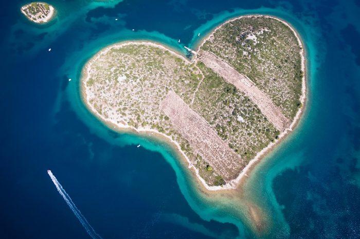 top plage croatie