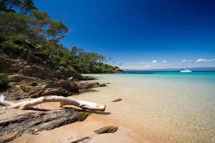 belle plage hyères