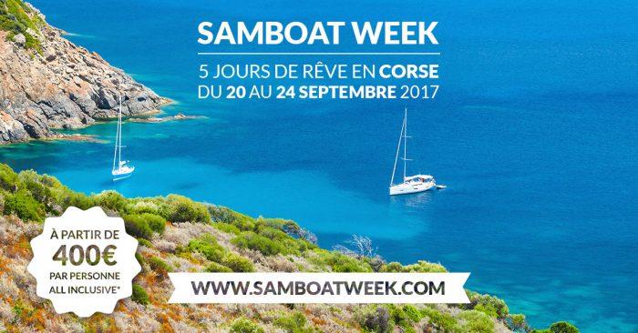samboat week croisiere