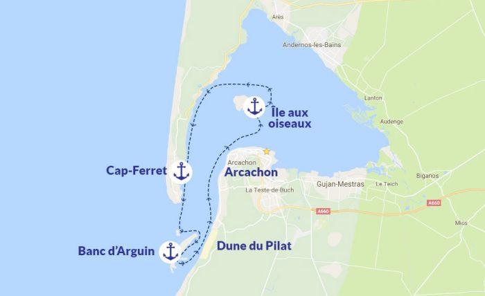 Navigation Ideale Pour Explorer Le Bassin D Arcachon Blog Samboat