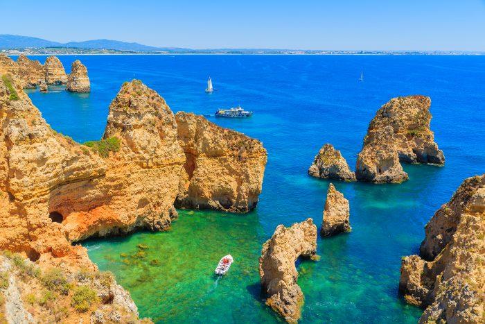 Portugal, l'une des cinq destinations pour naviguer en hiver