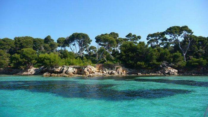 île de sainte marguerite itinéraire bateau
