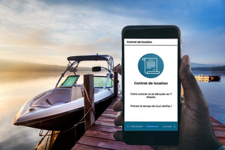 contrat de location mobile samboat