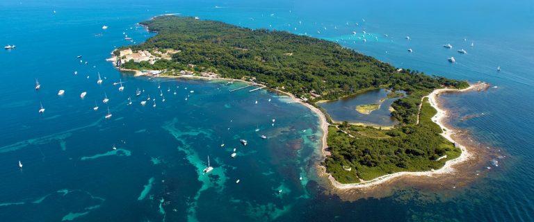 île de lerins bateau itinéraire