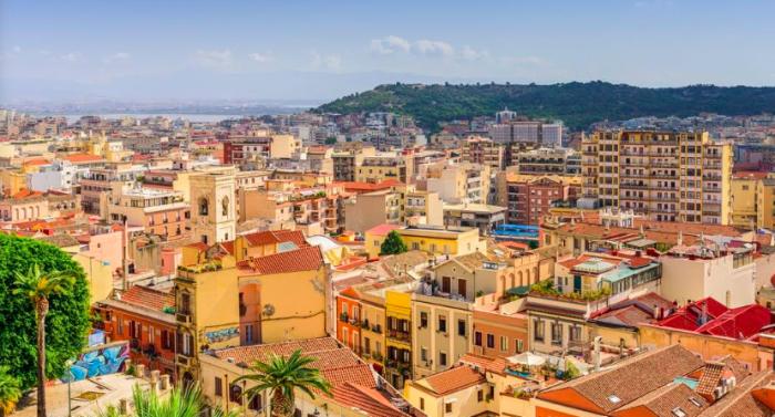 Cagliari itinéraire bateau Sardaigne croisière