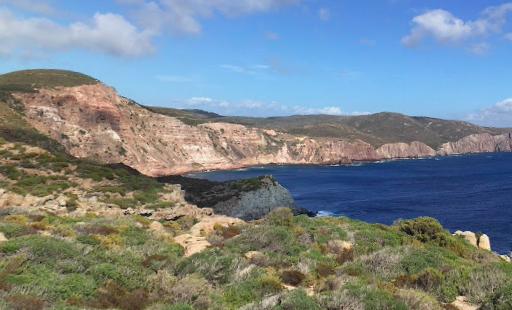Di San Pietro île itinéraire croisière