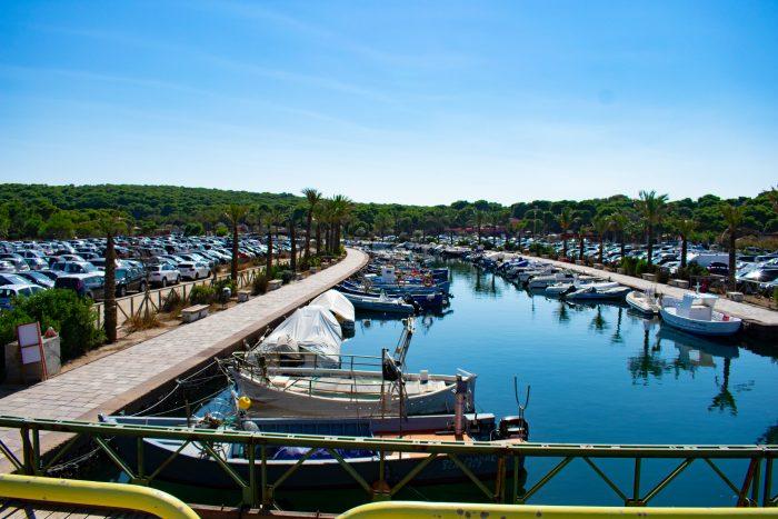Port de Porto Pino