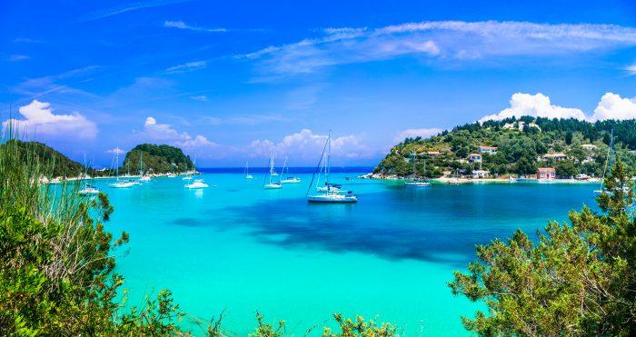 île de paxos