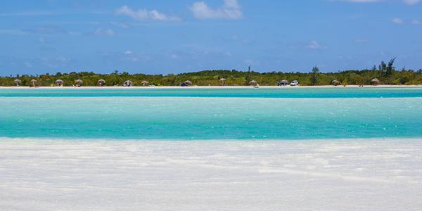 photo d'une côte cubaine