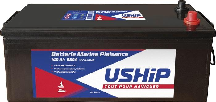 Batterie marine de plaisance