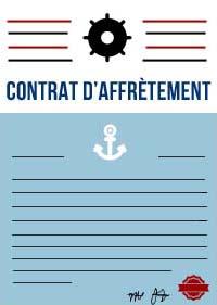 Contrat d'affrètement