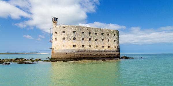 Le Fort Boyard, en Charente-Maritime