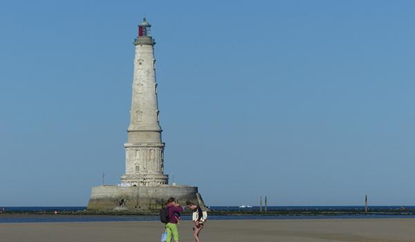 Le phare de Cordouan, un des plus beaux phares de France