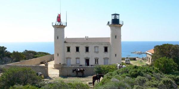 Le phare de Senetosa, un des plus beaux phares de France