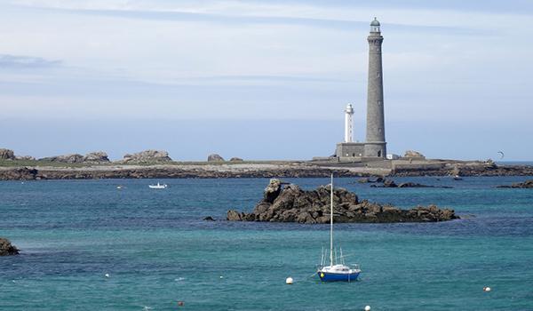 Le phare de l'île Vierge, un des plus beaux phares de France