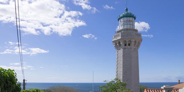 Le phare du Mont-Saint-Clair, un des plus beaux phares de France