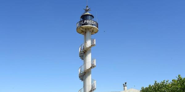 Le phare du Portel, un des plus beaux phares de France