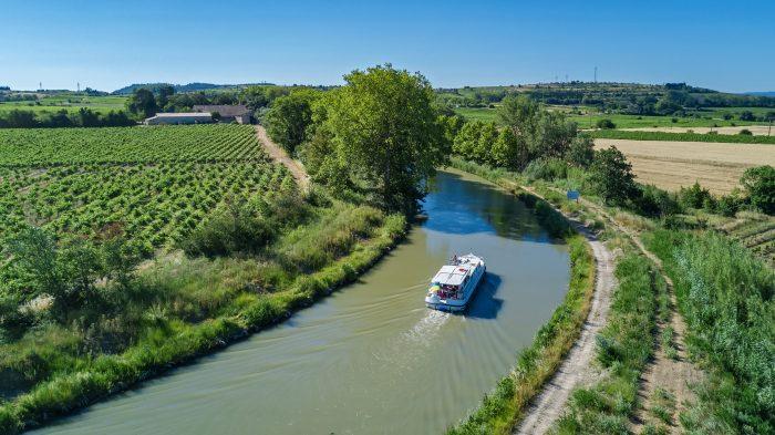 Hausboot Urlaub auf dem Canal du Midi