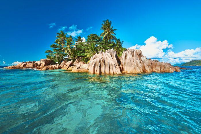 Île de Saint Pierre, Seychelles