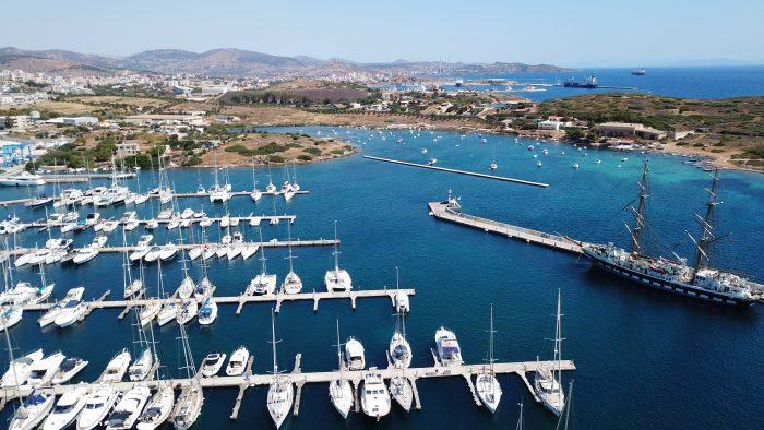 Port de Lavrio