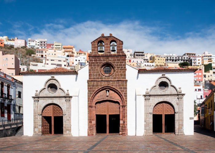 Eglise de l'Assomption à Saint-Sébastien de la Gomera