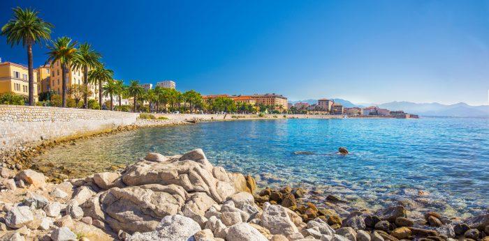 Ajaccio, croisière Corse du Sud