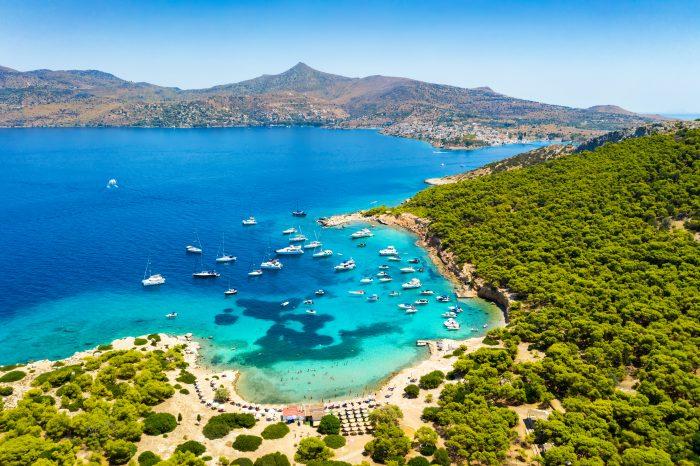 Île Egine, Grèce