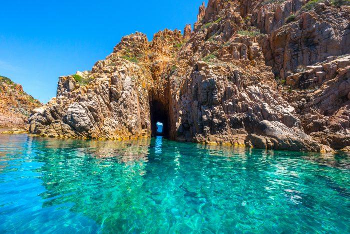 Les Calanques de Piana, itinéraire de navigation en Corse
