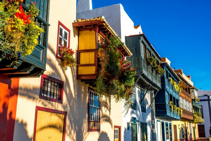 Village de Santa Cruz de la Palma
