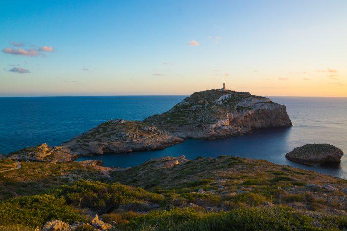 Parc National de Cabrera, croisière à Majorque