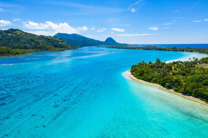 Visite de Huahine, Polynésie Française